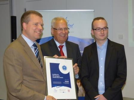 SKS Germany awarded for familiy-friendly company policy
