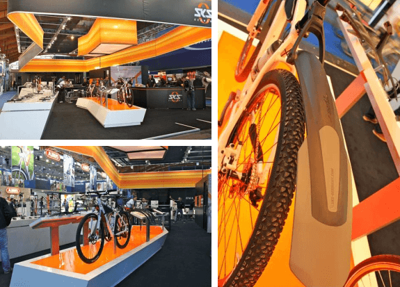 SKS Germany at the Eurobike 2012