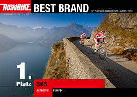 """SKS was voted into first place as """"Best Brand"""" for 2010"""