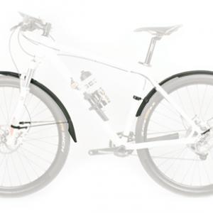 Sks Velo 65 Mountain Front /& Rear Fender Set Black 29Er Bike