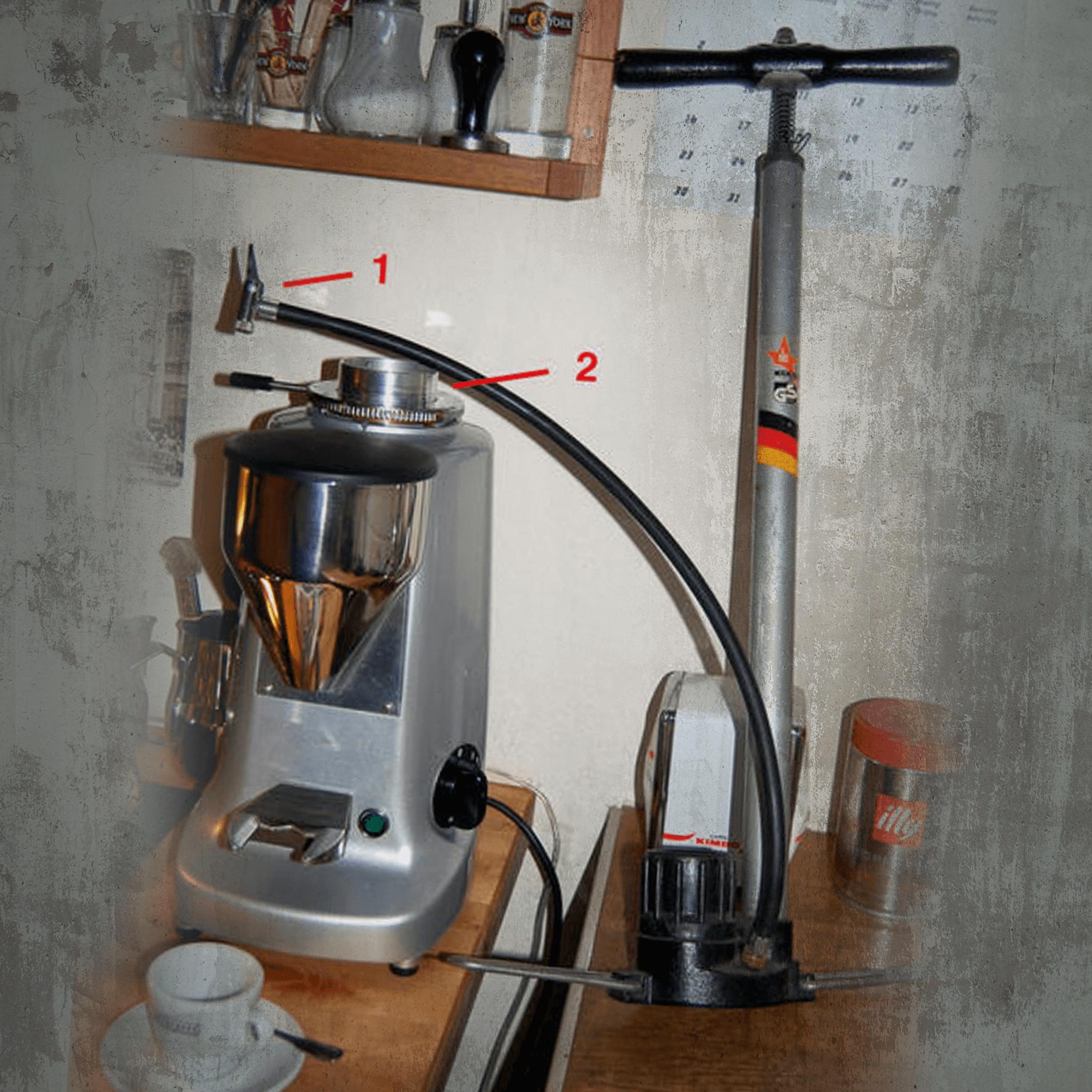 man nehme einen rennkompressor sks germany. Black Bedroom Furniture Sets. Home Design Ideas