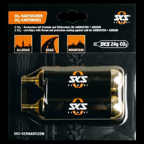 Produktabbildung Cartridge set 24 g with a thread