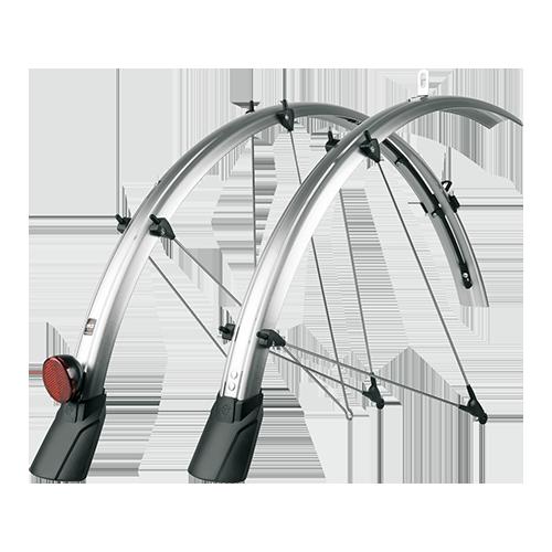 Produktabbildung BLUEMELS CABLE TUNNEL 28″ 45 SILVER SET