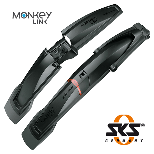 Produktabbildung Monkey Fender Set MTB Connect